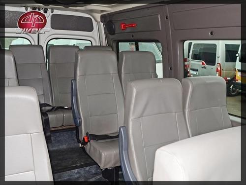 Renault Master 2.5 Passageiro Escolar Com 16 Lugares 2013