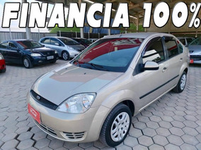 Ford Fiesta Sedan 1.0 Personallite 2005 Financia 100%