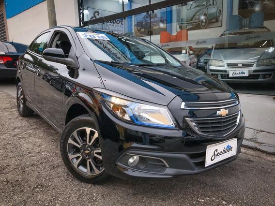 Chevrolet Onix Ltz 1.4 Automático Preta - 2016