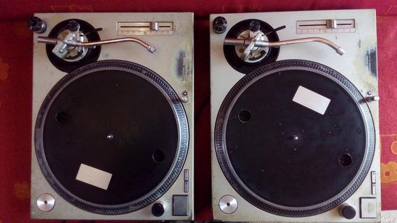 Par De Toca - Discos Technics