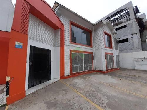 Loja Para Alugar, 300 M² Por R$ 18.000,00/mês - Pinheiros - São Paulo/sp - Lo0005