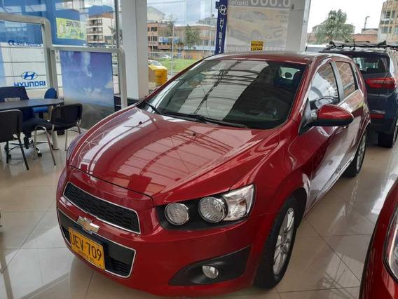 Chevrolet Sonic 2016 Sunroof , Usado Certificado