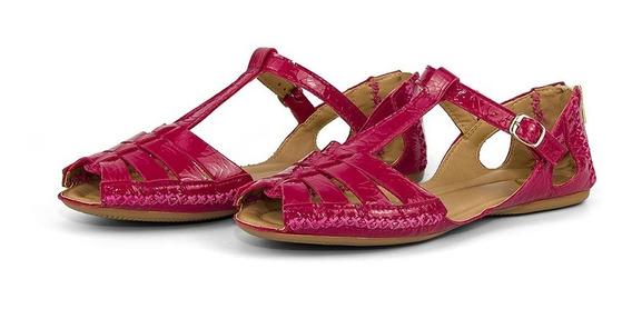 Sandália Sapatilha Feminina Top Franca Shoes Moleca Chocolat