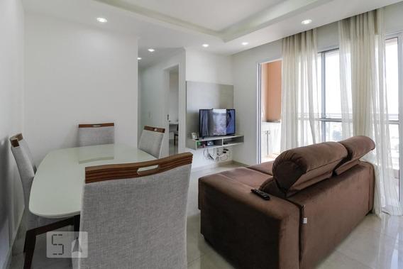 Apartamento No 16º Andar Com 2 Dormitórios E 1 Garagem - Id: 892948827 - 248827