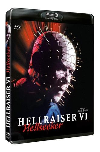 Blu-ray Hellraiser 6 Hellseeker