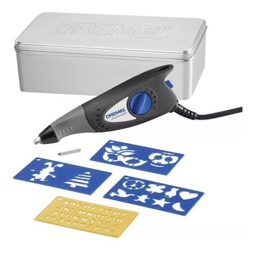 Lapiz Grabador Electrico Dremel 290 Engraver Lata 4plantilla