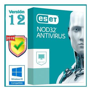 Eset Antivirus Nod32   Licencia Para 1 Pc, 1 Año