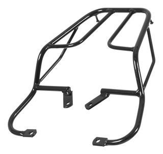 Bagageiro Pro Tork Aço Maciço Sansão Honda Cbx 250 Twister 2001 2002 2003 2004 2005 2006 2007 2008