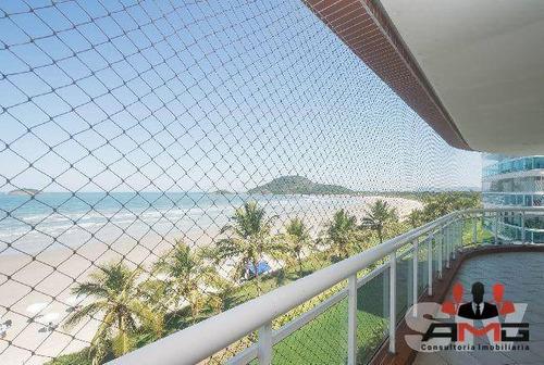 Imagem 1 de 18 de Apartamento Com 5 Dormitórios À Venda, 355 M² Por R$ 7.500.000,00 - Riviera - Módulo 2 - Bertioga/sp - Ap2155
