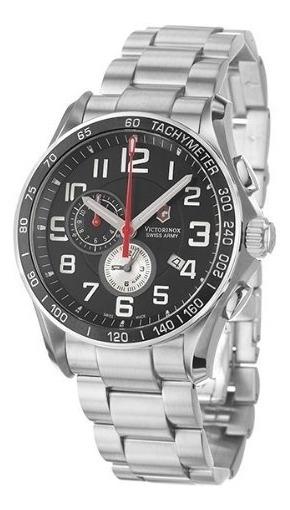 Relógio Victorinox Swiss Arms Classic 241280 Xls 45mm