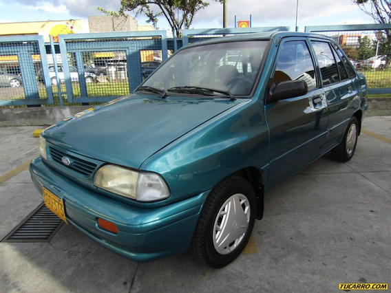 Ford Festiva Glx