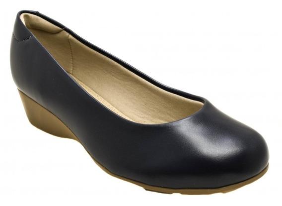 Sapato Feminino Conforto Ortopedico Modare 7014