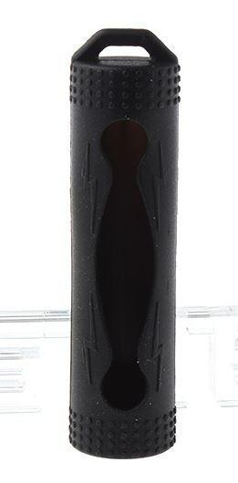 Case De Silicone Para Uma Bateria 18650 - Várias Cores