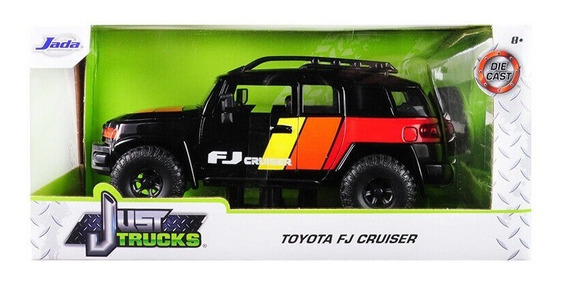 Toyota Fj Cruiser Just Truck Escala 1:24 Jada