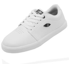 Tenis Feminino Branco Branco Promoção Mor21