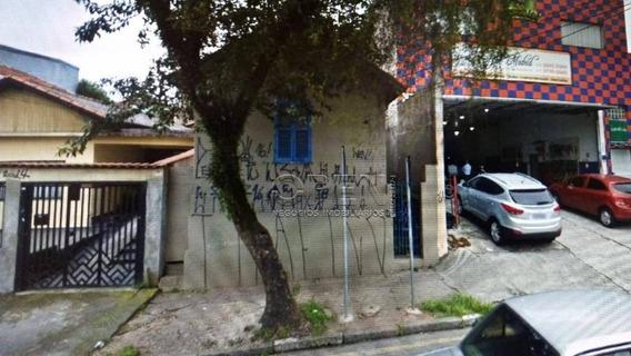 Terreno À Venda, 280 M² Por R$ 650.000,00 - Vila Alzira - Santo André/sp - Te0457