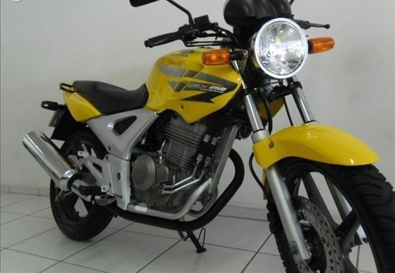 Honda Twister Cbx 250 2007