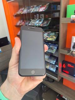 iPhone 7 128gb Jet Black Defeito Botão Home (leia O Anúncio)