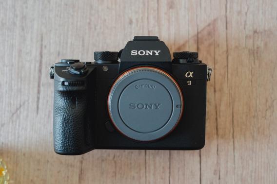 Câmera Sony A9 Mirrorless Full Frame