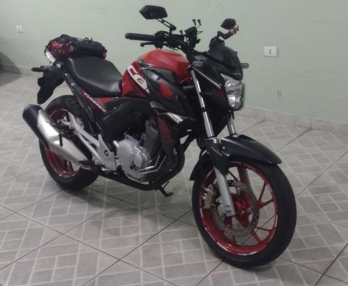 Imagem 1 de 9 de Honda Cb Twister 250cc