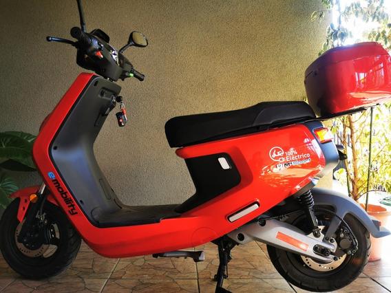 Moto Electrica Scooter Niu M+