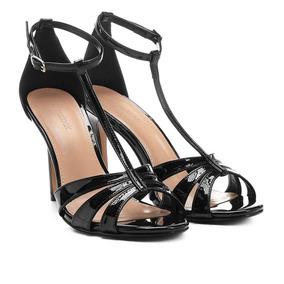 1bd5599d7 Sandalia Festa Shoestock Vinho Lilas Mariotta - Sapatos no Mercado ...