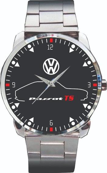 Relógio De Pulso Personalizado Volks Passat Ts - Cod.vwrp051