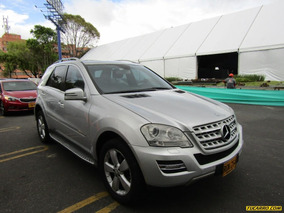 Mercedes Benz Clase Ml 350 Ml 350 Cdi 4matic