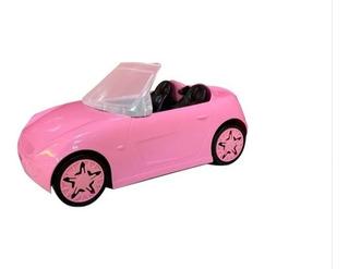 Auto Para Muñecas Rosa Red 712r