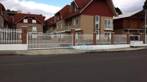 Casa Com 4 Dormitórios À Venda, 110 M² Por R$ 580.000 - Santa Terezinha - Canela/rs - Ca0771