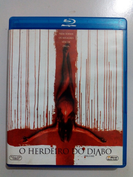 O Herdeiro Do Diabo Blu Ray - Allison Miller