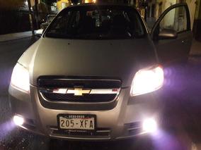 Chevrolet Aveo Lt El Mas Esquipado