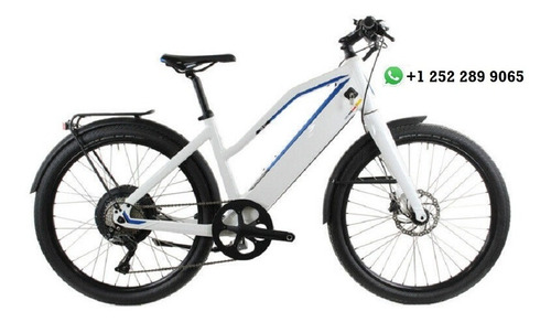 Imagen 1 de 4 de 2019 Stromer St1x Confort Hybrid Bike 17  Aluminum Shimano