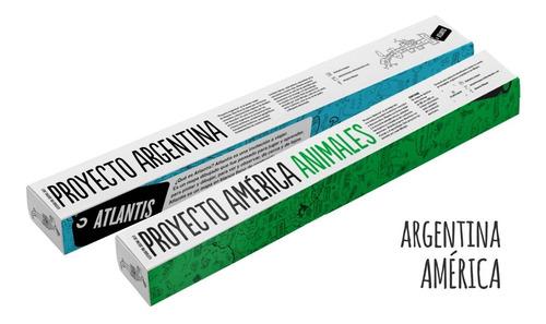Atlantis Mapas-combo 1(argentina + Animales) -sitio Original
