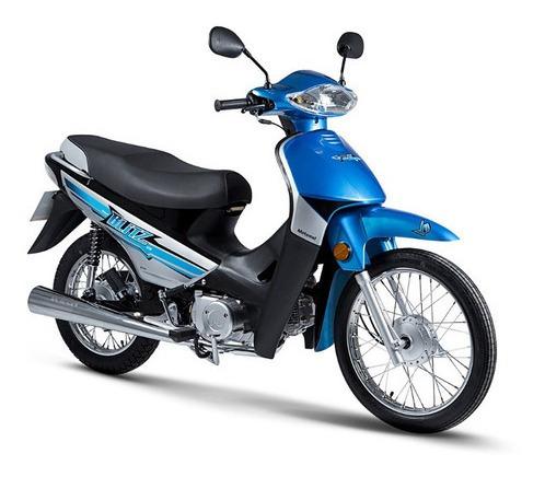 Motomel Blitz V8 110cc Base Promo Caba!