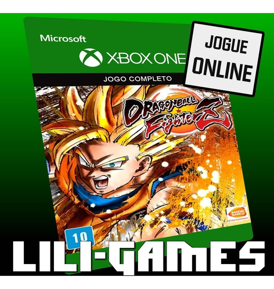 Dragon Ball Fighterz Xbox One Digital Original Online