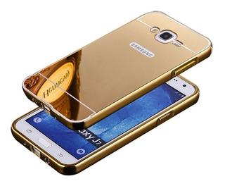 Capinha Capa Espelhada Celular Samsung J5 Metal J510sm 2016