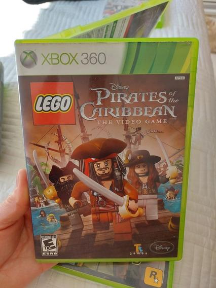 Lego Piratas Do Caribe O Vídeo Game Xbox 360