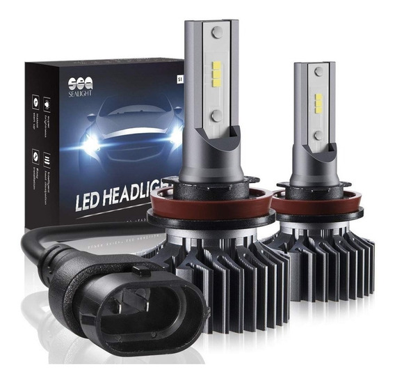 Cree Led Headlight Kit H11