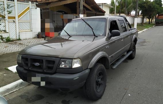 Ford Ranger 2.5 Xl Cab. Dupla 4x4 4p 2001