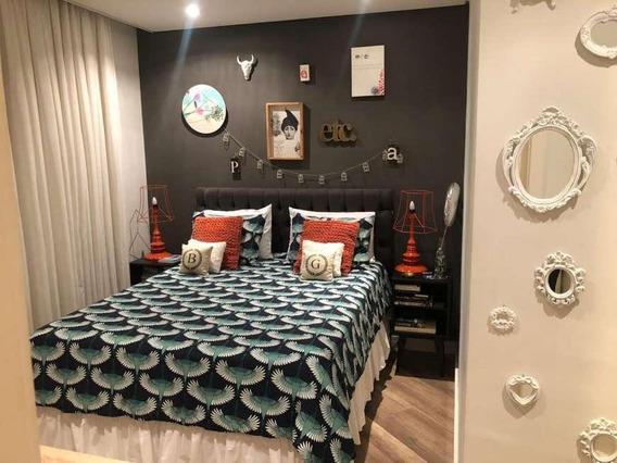 Apartamento Em Jardim Tupanci, Barueri/sp De 105m² 4 Quartos À Venda Por R$ 600.000,00 - Ap327876