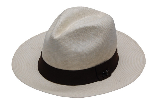 Sombreros Panama Hat O Paja Toquilla Tortugahat Biege