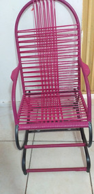 Cadeira De Balanço Varanda