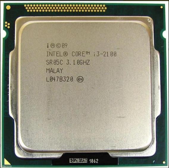Processador I 3 2100 Segunda Geração 3.1ghz Soq 1155
