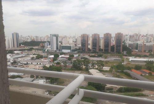 Conjunto Para Aluguel, 1 Vaga, Água Branca - São Paulo/sp - 470