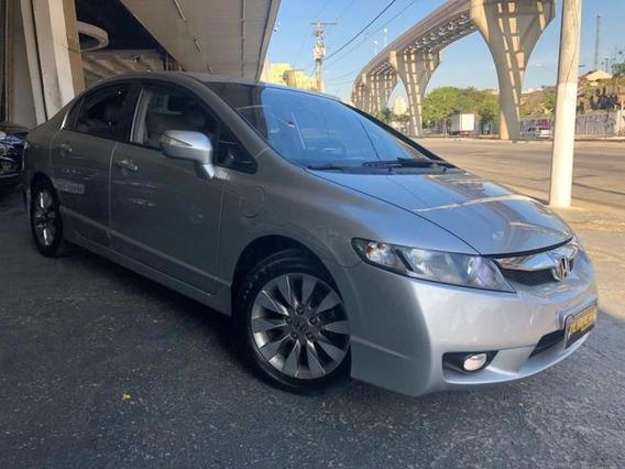 Honda New Civic Lxl 1.8 16v I-vtec Aut. Flex 2011