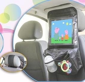 Suporte Tablet Organizador Porta Objetos Encosto Banco Carro