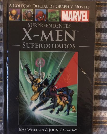 Surpreendentes X-men Superdotados 36 Novo Envio Por Módico