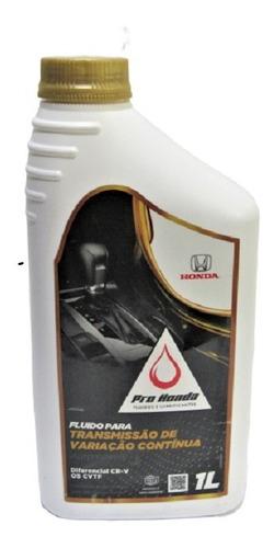 Fluido Oleo Transm. Cambio Automatico (cvt) - Fit 2003/2008