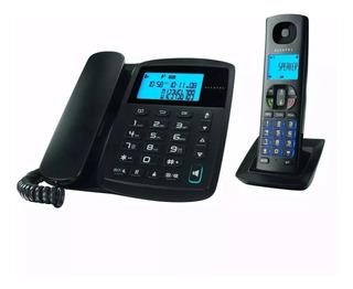 Telefono Alambrico + 1 Inamlambrico Alcatel